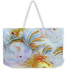 Blithe Sirit Weekender Tote Bag