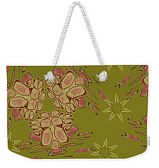 Blob Head Revisited Weekender Tote Bag