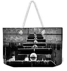 Blockage Weekender Tote Bag