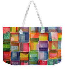 Blocks II Weekender Tote Bag