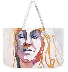 Blonde #1 Weekender Tote Bag