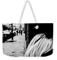 Blonde Mystery Weekender Tote Bag