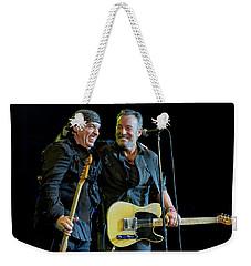 Blood Brothers Weekender Tote Bag by Jeff Ross