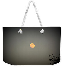 Blood Moon Weekender Tote Bag by Nature Macabre Photography