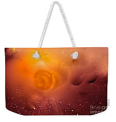 Blood Sun Weekender Tote Bag