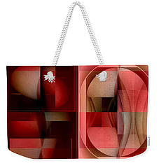 Weekender Tote Bag featuring the photograph Bloody Hell by Jack Dillhunt