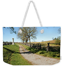 Bloody Lane Weekender Tote Bag