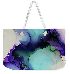 Bloom Weekender Tote Bag by Tracy Male