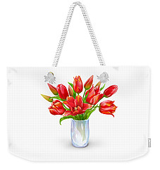 Bloomers Weekender Tote Bag by Now