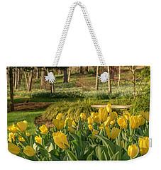 Bloomin Tulips Weekender Tote Bag