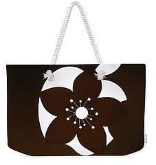 Blooming Apple Mac Weekender Tote Bag by Ausra Huntington nee Paulauskaite