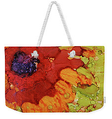 Blooming Cactus Weekender Tote Bag by Cynthia Powell