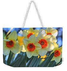 Blooming Daffodils Weekender Tote Bag
