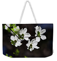 Blooming Dogwoods In Yosemite 4 Weekender Tote Bag