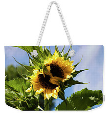 Weekender Tote Bag featuring the photograph Blooming Lemon Queen by Jeff Severson