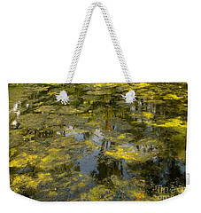 Blooming Water Weekender Tote Bag