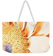 Bloomlit Weekender Tote Bag