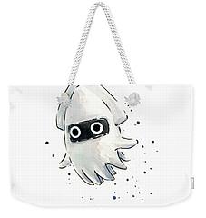 Blooper Watercolor Weekender Tote Bag