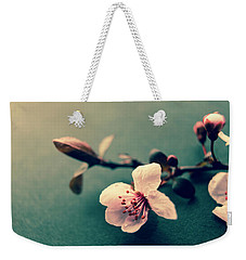 Blossom Weekender Tote Bag by Caitlyn Grasso