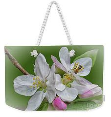 Blossom Time Weekender Tote Bag
