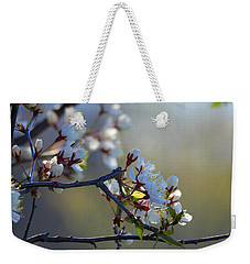 Blossoms Weekender Tote Bag by Betty-Anne McDonald