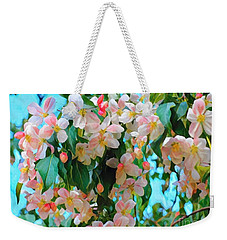 Blossoms Of Spring Weekender Tote Bag