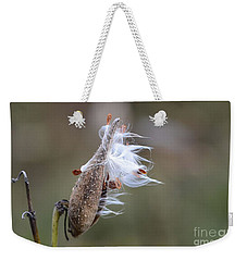 Blowing In The Wind Weekender Tote Bag by Cindy Manero