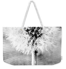 Blowing In The Wind Pencil Effect Weekender Tote Bag
