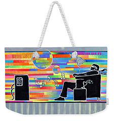 Blown Away Jeremy Style Weekender Tote Bag