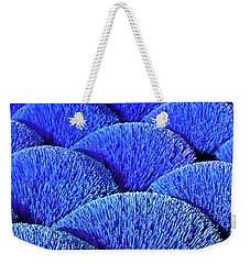 Blue Asia Sound Weekender Tote Bag