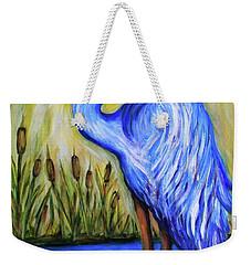 Blue Bayou Weekender Tote Bag