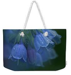 Blue Bells Weekender Tote Bag