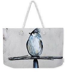 Blue Bird  Weekender Tote Bag