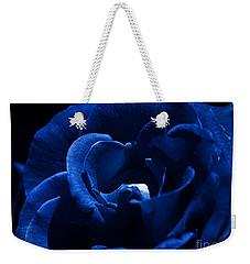 Blue Blue Rose Weekender Tote Bag