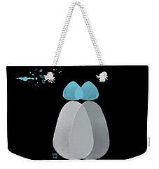 Blue Bodies Weekender Tote Bag