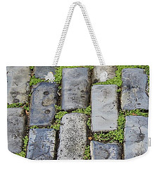 Blue Bricks 2 Weekender Tote Bag