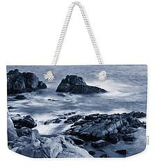 Blue Carmel Weekender Tote Bag