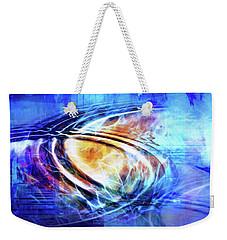 Blue Connexion Weekender Tote Bag