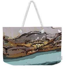 Blue Crab Cartoon Weekender Tote Bag