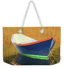 Blue Dory Weekender Tote Bag by Roupen  Baker