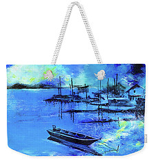 Blue Dream 2 Weekender Tote Bag