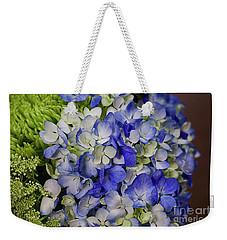 Blue Dreams Weekender Tote Bag by Afrodita Ellerman