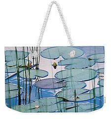 Blue Dreams Weekender Tote Bag