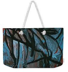 Blue Eye Blind Weekender Tote Bag
