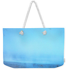 Blue Fog Weekender Tote Bag