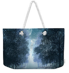 Blue Forest 2 Weekender Tote Bag by Bekim Art