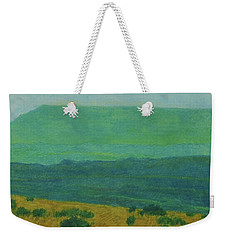 Blue-green Dakota Dream, 1 Weekender Tote Bag