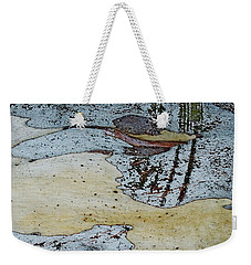 Blue Gum In Summer 1 Weekender Tote Bag