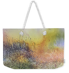 Blue Haze Weekender Tote Bag