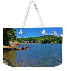 Blue Hill Weekender Tote Bag